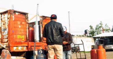 Gas Tlalnepantla pictelea y vende gas a granel sin tener autorización.