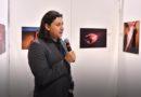 Fotografía artística y poemas, expone Alberto Trinidad en el Congreso de Veracruz