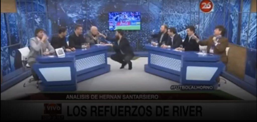 Periodistas argentinos humillan e insultan a México y al fútbol mexicano