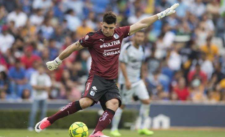 Tiago Volpi, en la mira de un equipo europeo
