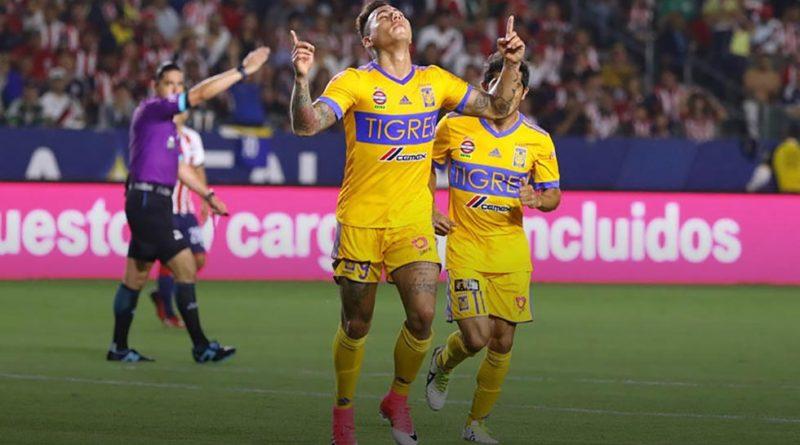Tigres son bicampeones del Campeón de Campeones.