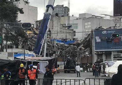 Suman 48 cuerpos recuperados en Álvaro Obregón; buscan a uno más
