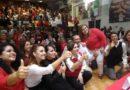 Hilda Escalera y Arianna Angeles Logran Unidad Femenil en el Revolucionario Institucional