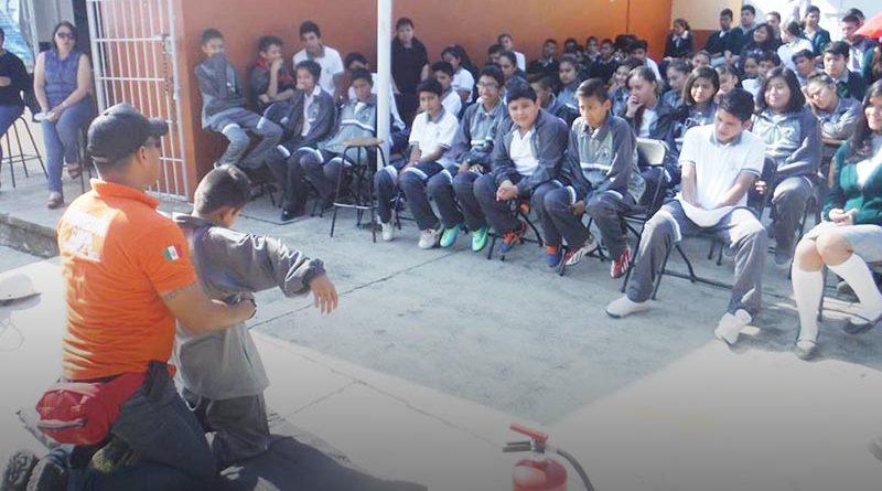"""Jilotepec da continuidad al taller de """"Emergencias y Primeros Auxilios"""""""