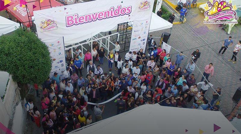 Inauguración de la Feria de Banderilla 2018