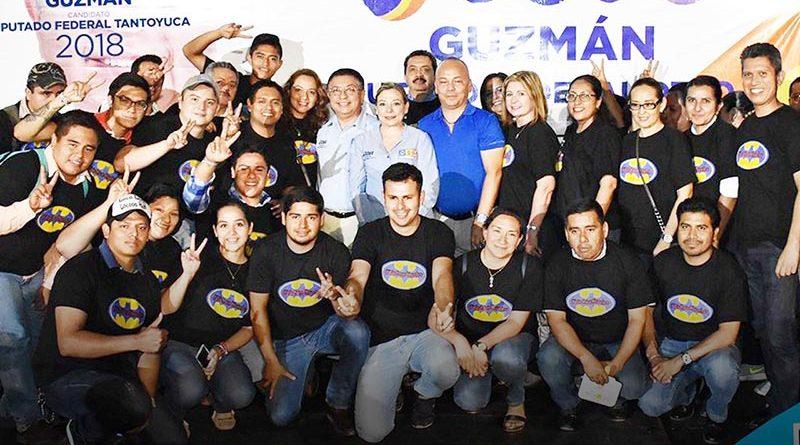 Gestionará Jesús Guzmán recursos para jóvenes emprendedores
