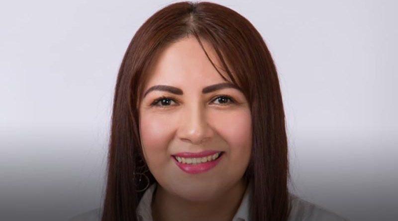 Noreya Portilla; mujer que sabe las necesidades de la población