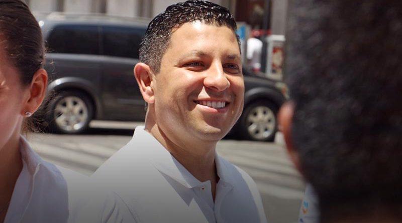 Trabajaré por la seguridad de las familias: Raúl Zarrabal