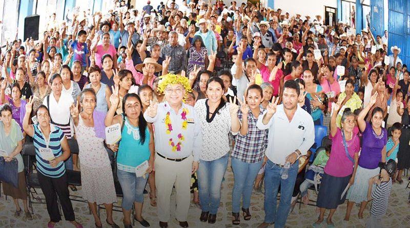 Respaldo total a las mujeres de la zona norte: Jesús Guzmán