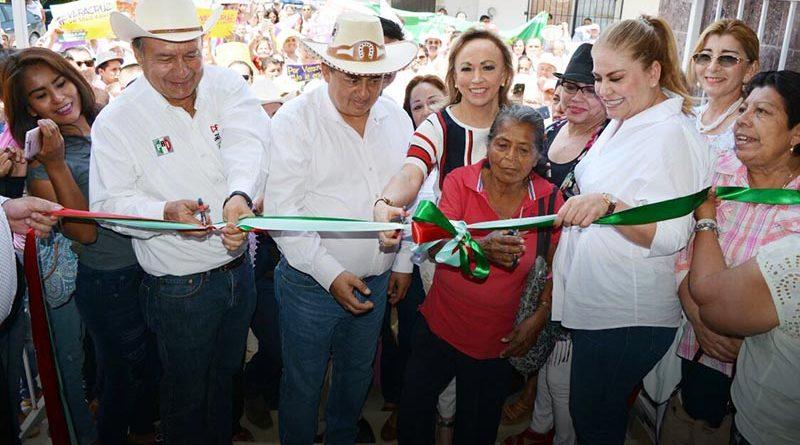 INAUGURA JUAN NICOLÁS CALLEJAS, NOVENA CASA DE ENLACE CON CIUDADANOS