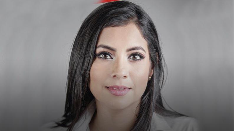Conoce a Linda Rubí Candidata a Diputada Federal por el Distrito 09