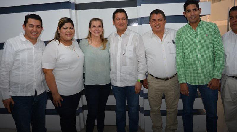 REITERA PVEM APOYO A CALLEJAS ROLDÁN Y PINETE EN VERACRUZ