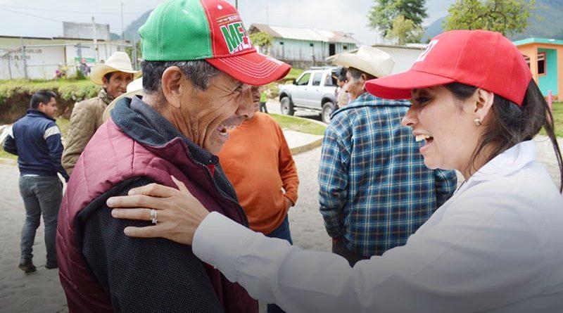 Distrito de Coatepec: soy Linda Rubí y te quiero representar