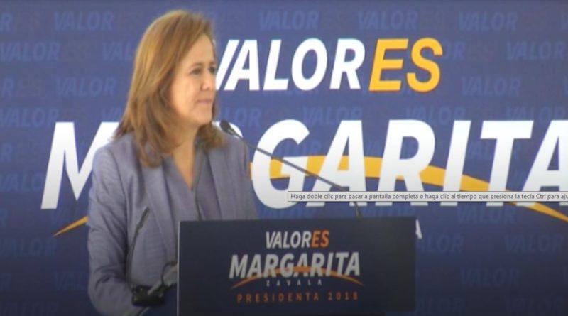 (VIDEO) LÓPEZ OBRADOR NO ES INVENCIBLE: ZAVALA