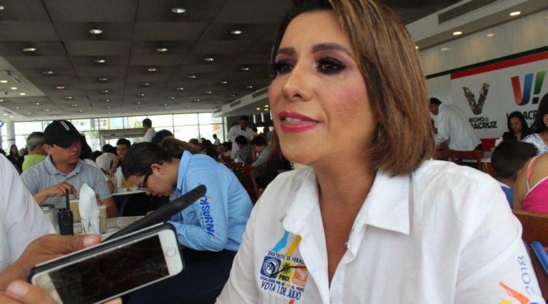 MARIANA DUNYASKA, LA ÚNICA CANDIDATA A DIPUTACIÓN FEDERAL QUE PRESENTA SU DECLARACIÓN 3 DE 3