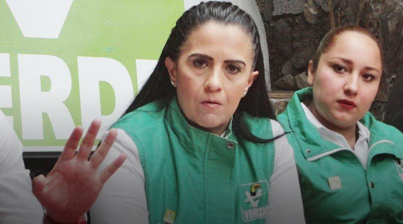 María de la Luz (Malú) González Rojano, rumbo a la diputación federal por el Distrito 9 con sede en Coatepec