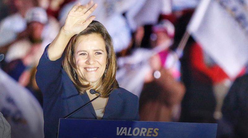 Margarita Zavala, va a desmantelar al crimen organizado para garantizar la seguridad de las familias mexicanas