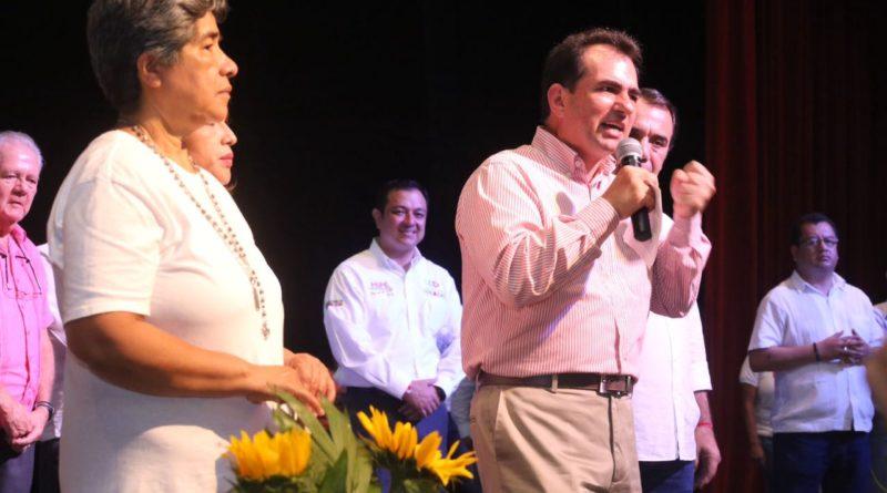 ¡Deje de inmiscuirse en el proceso electoral!: PRI al Gobernador