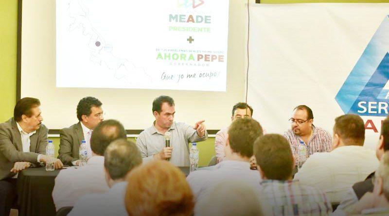 Veracruz debe tener un plan de desarrollo puntual: Pepe