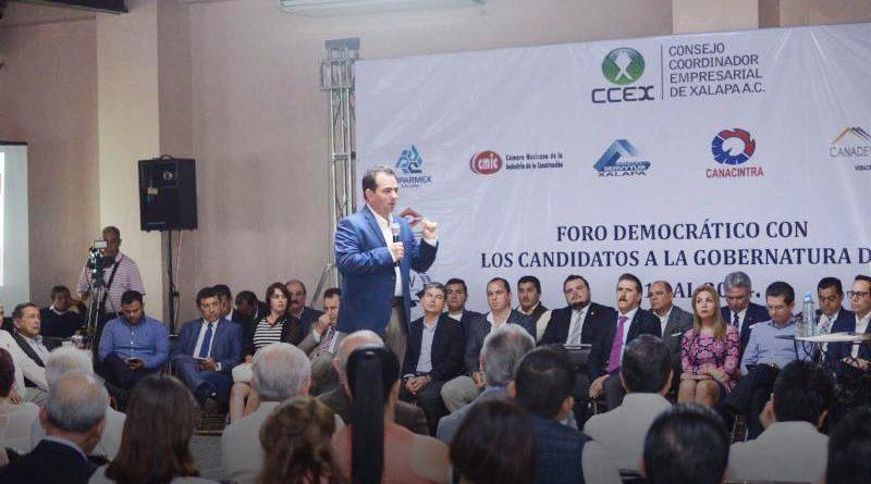 Propone Pepe Plan Estatal de Obra Pública e Infraestructura para reactivar la economía