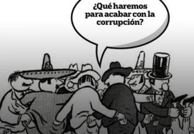 La Corrupción es el gran tema