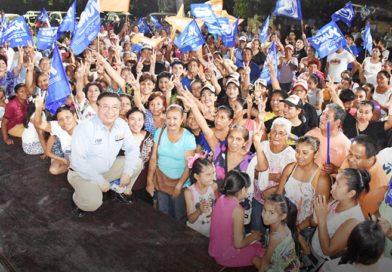 Jesús Guzmán se pronunció por un gobierno al servicio de la sociedad