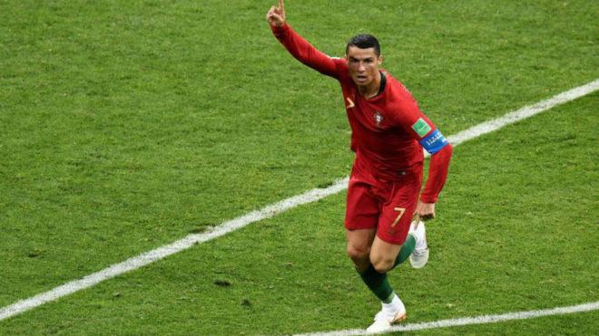 ¡Partidazo!: Portugal y España empatan 3-3 en un festival goleador