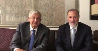 (VIDEO) Meade, avalado por Obrador como buena persona