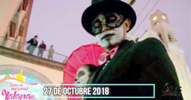 Este 27 de Octubre; Paseo de Catrinas en Xalapa ¡ Vive y Disfruta Nuestras Tradiciones!