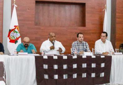 Dice a alcaldes de los Tuxtlas:Que le vaya mejor a Veracruz, compromiso de Cuitláhuac: Cisneros