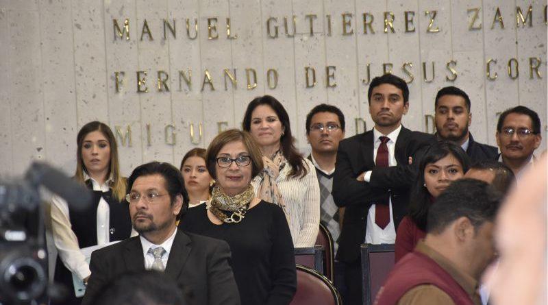 Reunión Ordinaria del Primer año de ejercicio constitucional en la LXV Legislatura del Congreso del Estado de Veracruz