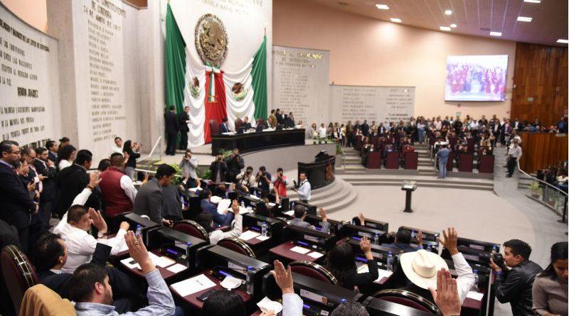 Preside el diputado Juan Javier Gómez Cazarín la Junta de Coordinación Política