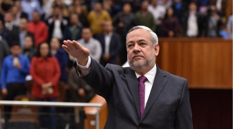 Domingo Bahena Corbalá, nuevo Secretario General del Congreso de Veracruz