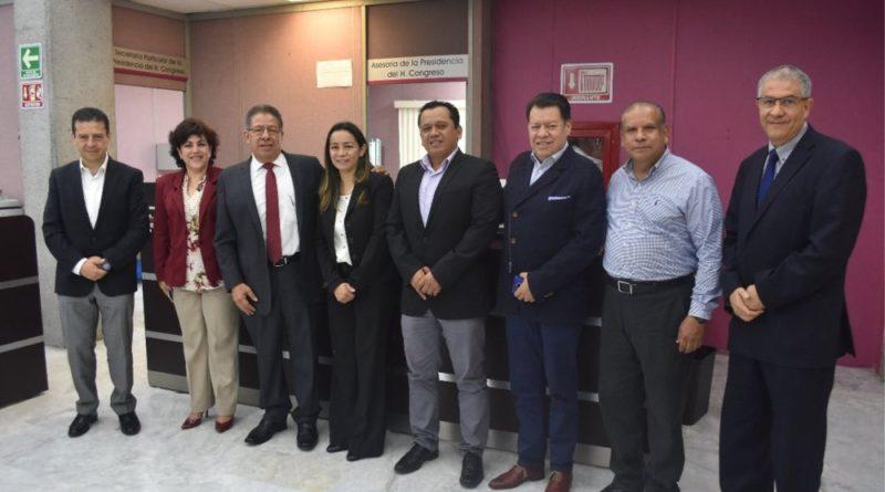 Impulsa Congreso trabajo institucional con el Comité de Participación Ciudadana