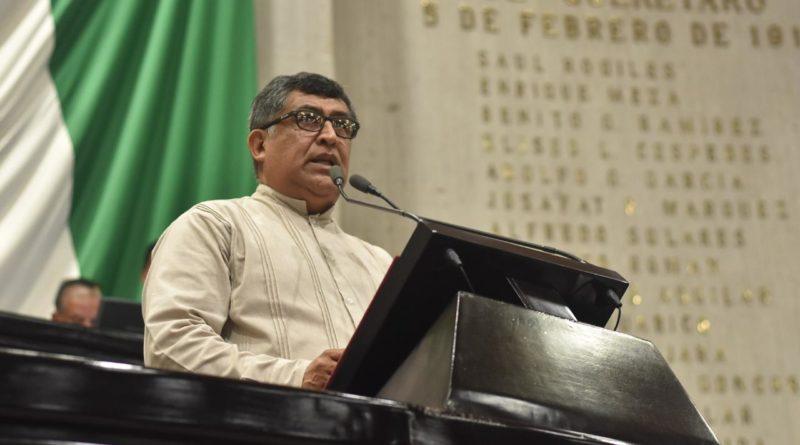 Diputados de Morena trabajarán en combate a la desigualdad, inseguridad y austeridad: Andrade Rivera