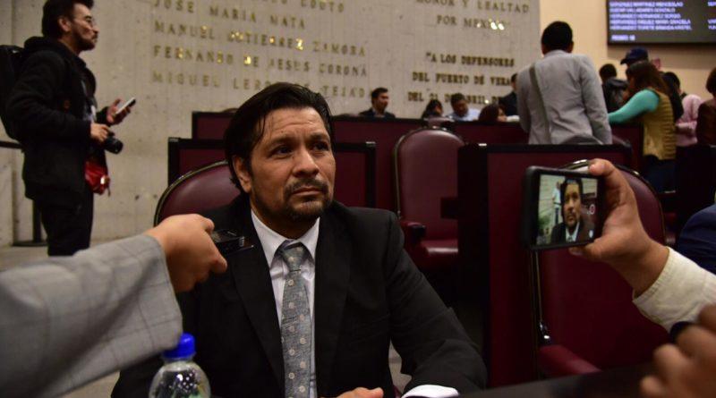 Veracruz requiere una participación ciudadana efectiva: León David Jiménez