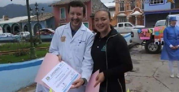 Importantes Acciones de prevención dental se llevan a cabo en Tlacolulan a través del DIF municipal