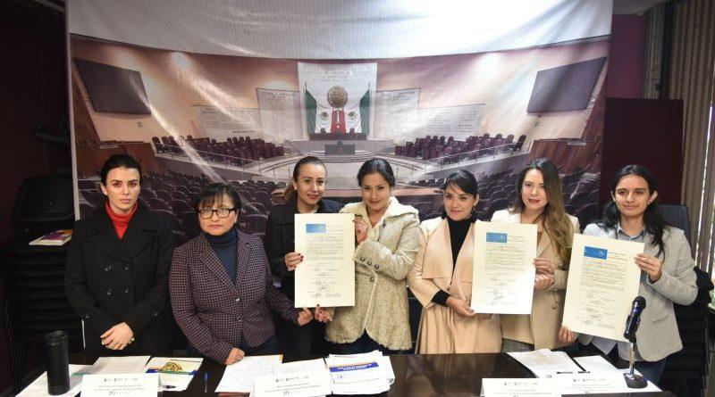 Llaman diputadas a sumarse a la creación de la Agenda por la Sororidad Veracruzana