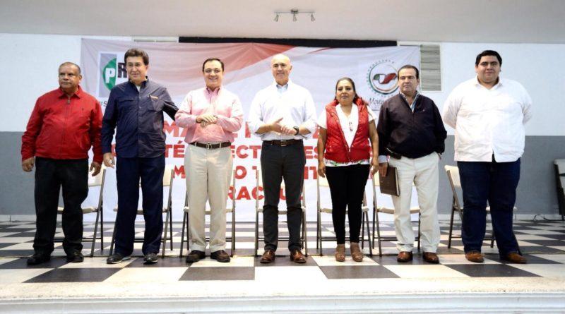 Veracruz es un referente a nivel nacional del priismo: Calzada Rovirosa