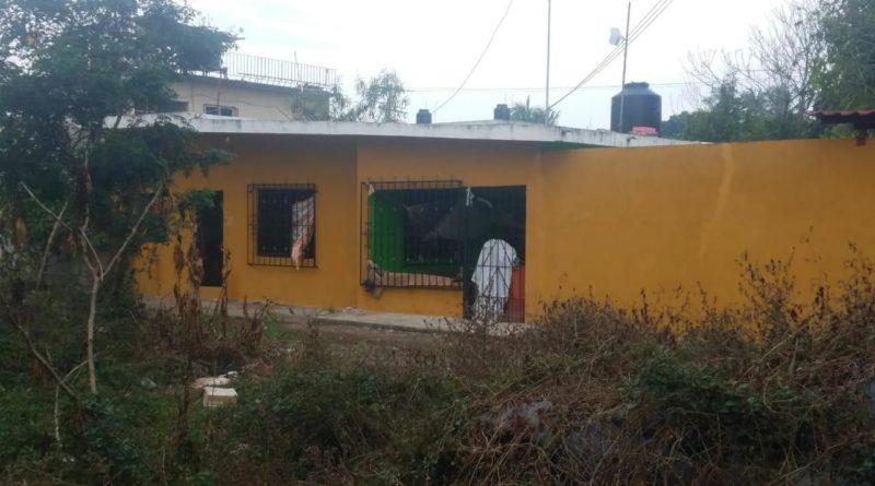 Desmantela operativo por la paz casa de seguridad en Cotaxtla