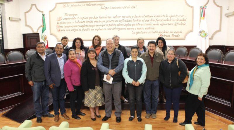 Diputado Castellanos Velázquez y Regidores de Xalapa, atienden demanda de Estancias Infantiles