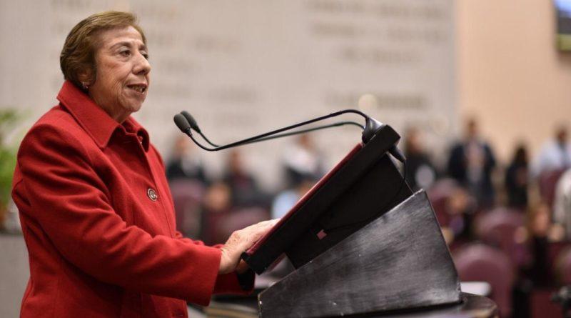 Diputada Cristina Alarcón pide esclarecer los feminicidios en la entidad