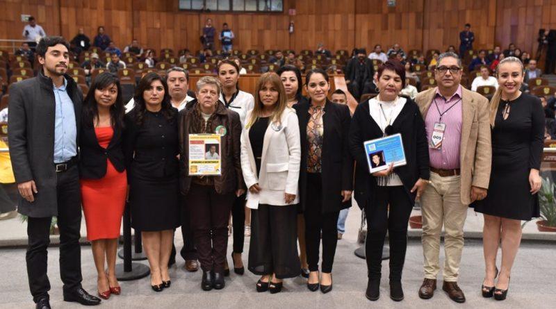 Colectivos serán parte fundamental en las tareas institucionales de búsqueda de desaparecidos: Elizabeth Cervantes