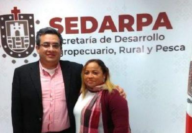 Analiza la Diputada Vicky Virginia Tadeo con titular de Sedarpa, acciones en pro de la acuacultura