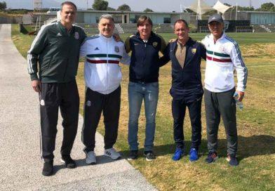 Gerardo Martino sigue visitando a los clubes de la CDMX, ahora le tocó a Pumas