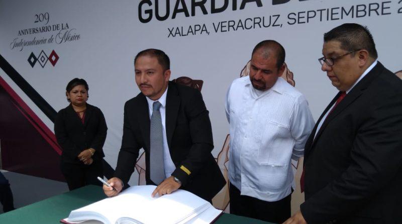 Ayuntamiento de Jilotepec rinde honores en monumento Miguel Hidalgo y Costilla