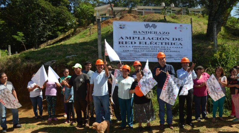 El Desarrollo es impulsado en todas la comunidades de Tlalnelhuayocan, gracias a la buena gestión y administración de recursos