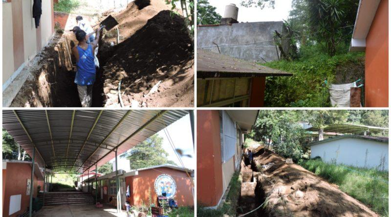 Escuelas de Tlalnelhuayocan continúan en desarrollo