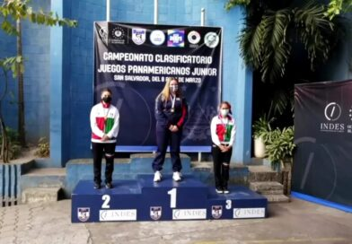 Tiradores mexicanos logran medallas en clasificatorio a Panamericanos Juveniles.