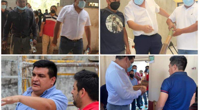 "Se la  ganó, Rubén Carrasco ""El Coyame"" a pulso aventaja ampliamente  como aspirante favorito a la diputación local"